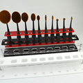 1PC New Cosmetic Makeup Brush Display Holder For  Foundation Brush Shelf Makeup Tools Holder