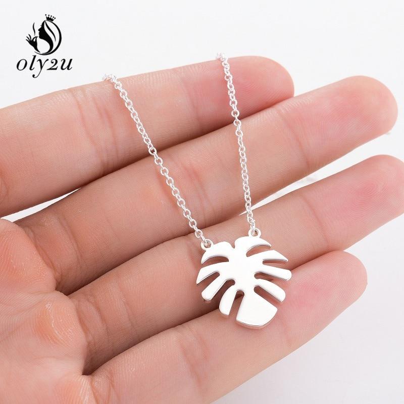 Hawaiian Necklace Plam Tree Necklace
