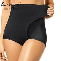 Burvogue Slimming Butt Lifter Shaper And Adjustable Waist Body Shaper Pants With Tummy Trimmer Underwear Shaper