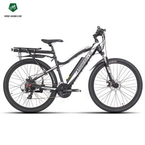 27.5 Inches Electric Bicycle Suspension Fork E bike Mountain Bike Both Disc Brake