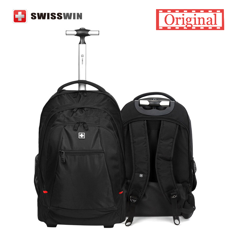 Compare Prices on Wheeled Laptop Backpack- Online Shopping/Buy Low ...