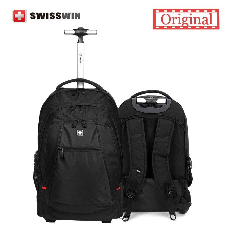 Popular Swiss Rolling Backpack Buy Cheap Swiss Rolling