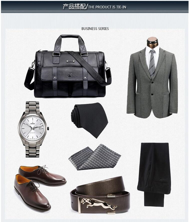 HTB1c9UWLHPpK1RjSZFFq6y5PpXaC New Luxury Cow Genuine Leather Business Men's Briefcase Male Shoulder Bag Real Leather Men Messenger Bag Travel Computer Bag