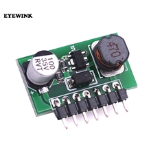 10 шт., модуль понижающего преобразователя светодиодных ламп 3 Вт DC IN 7-30V OUT 700mA с поддержкой PMW DimmerDC-DC от 7,0-30V до 1,2-28V