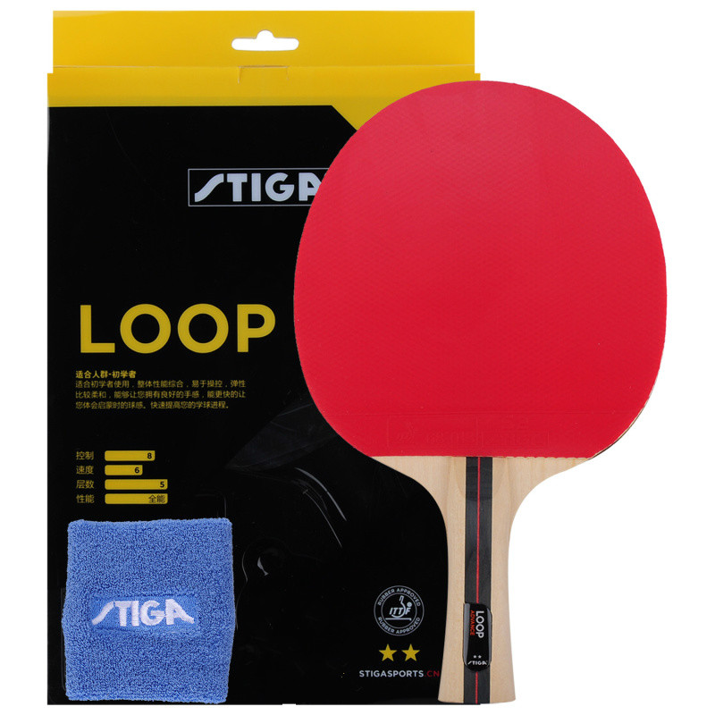 Awe Inspiring Us 26 53 11 Off 100 Original Stiga Loop 2 Star Table Tennis Racket Ping Pong Raquete For Offensive Finished Rackets Racquet Sports Rackets In Table Home Interior And Landscaping Spoatsignezvosmurscom