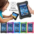 hot sale fashion Kids Shock Proof Case Cover For Amazon Kindle Fire HD 7 2015  Rugged ShockProof Case just for you