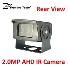 2.0 mega pixel AHD car rear camera,18 IR leds for 10 15m night vision