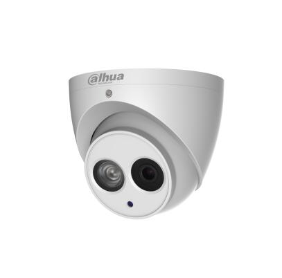 Dahua Built-in Mic 4mp IR Eyeball Network H.265 H.264 poe ip Camera IPC-HDW4431EM-AS rep ...