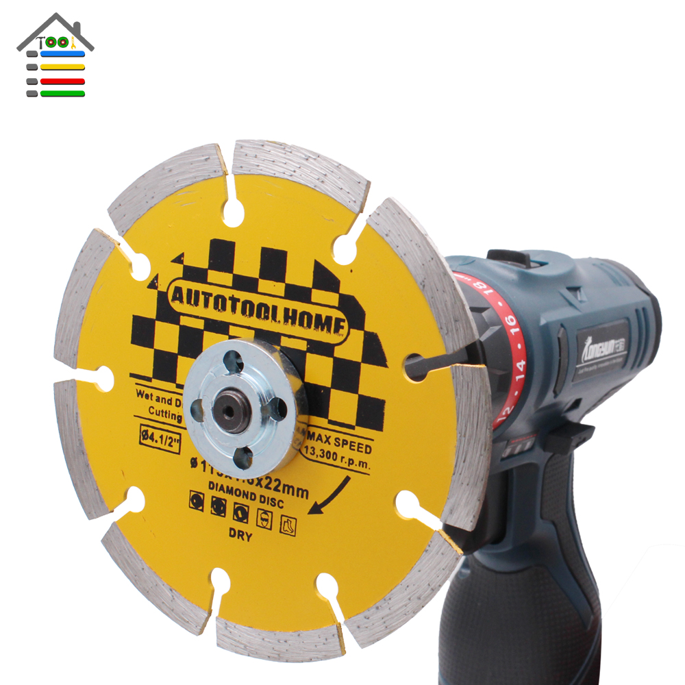 Autotoolhome circular saw blade sharpener ceramic tile cutting autotoolhome circular saw blade sharpener ceramic tile cutting disc diamond angle grinder grinding stone brick concrete in saw blades from tools on dailygadgetfo Images