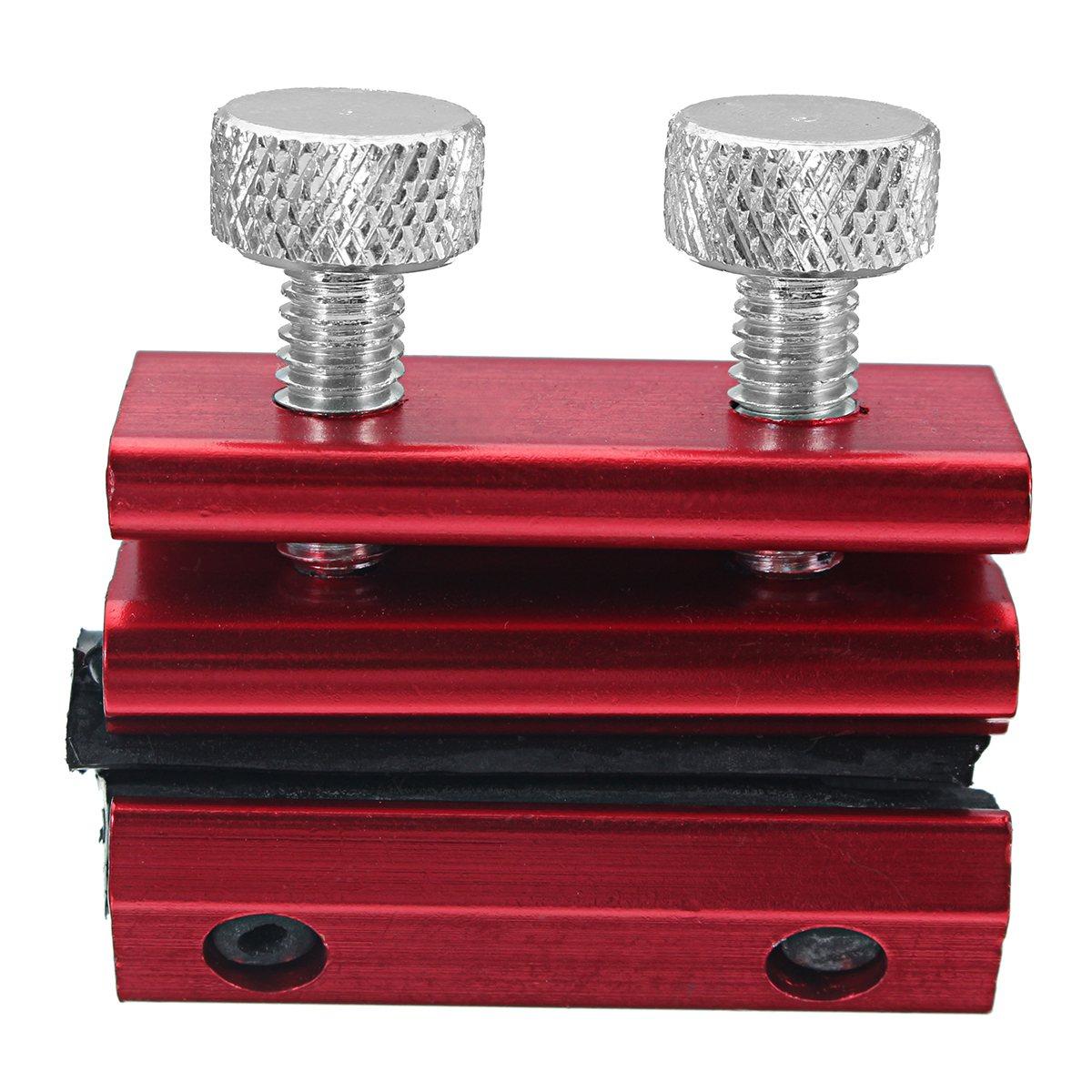 Motocicleta de aluminio herramienta lubricante cable lubricación Alambres engrasador freno línea repostar lubricación