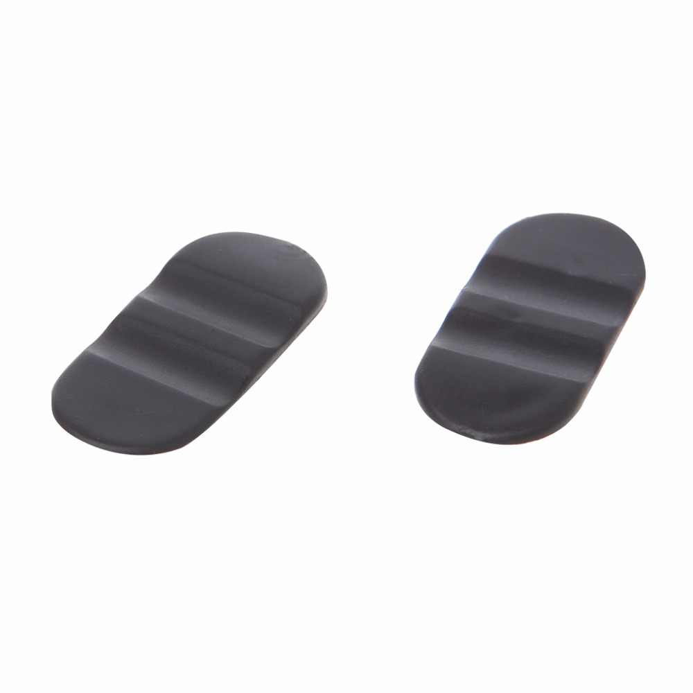 4 pçs pés pretos pé para lenovo thinkpad x220i x220t x230 x230t pés de borracha inferior base acessórios do portátil novo