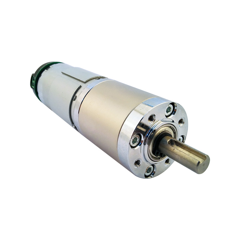 Buy Dc Gear Motor With Encoder 45mm