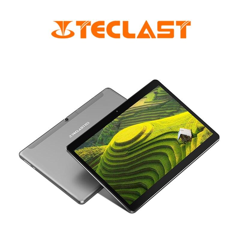 Teclast M20 10.1 cala 1920*1200 Tablet PC MT6797X27 Deca Core Android 8.0 4GB RAM 128GB ROM podwójne 4G tablety telefoniczne podwójne Wifi GPS