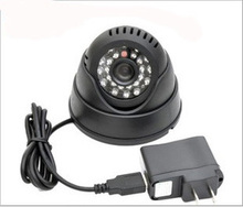 All in one Monitoring system HD CCTV Camera Safety Camera USB power supply Support memory card Loop video