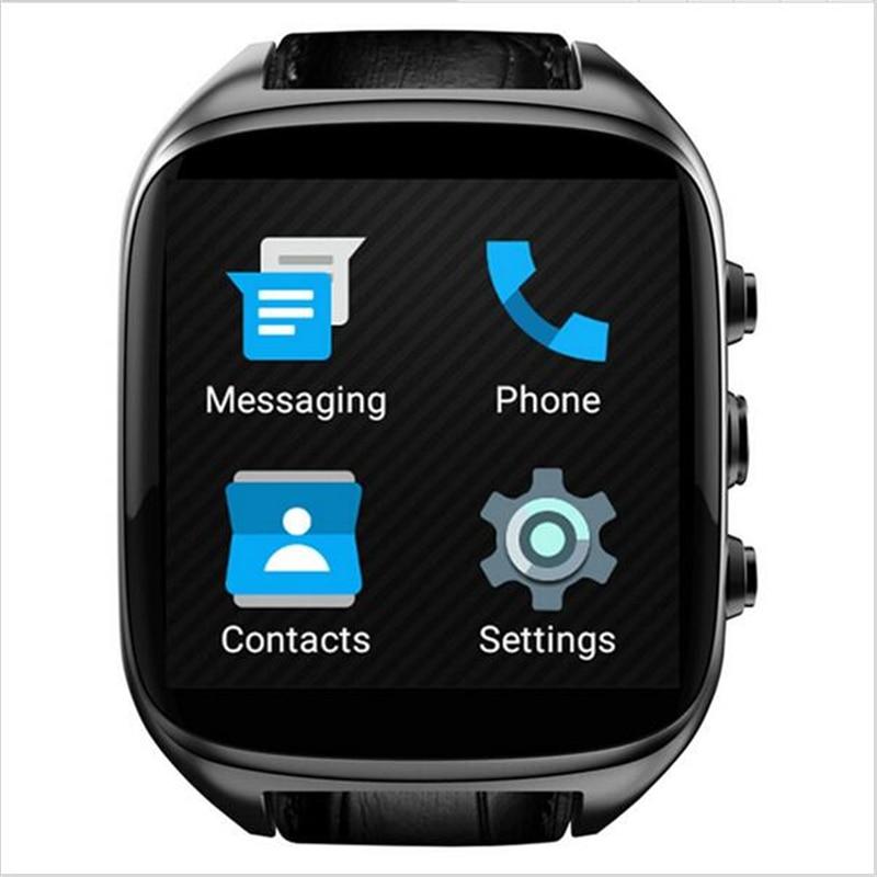 Smart Watch X01S 1.54 inch 3G Smartwatch Phone MTK6572 1.3GHz Dual Core 1GB RAM 8GB ROM Waterproof GPS Gravity Sensor Pedometer