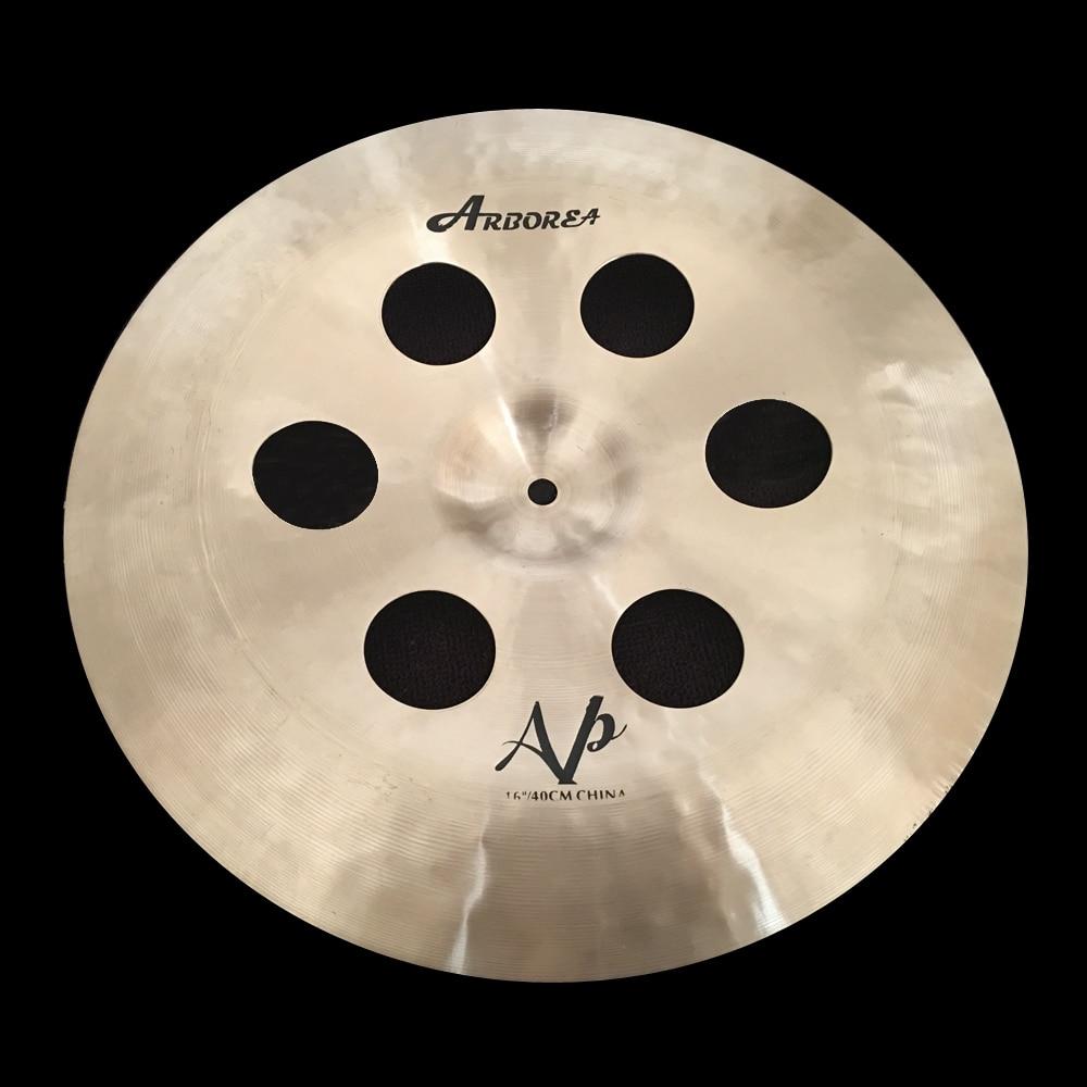 Arborea handmade cymbal, AP 16 o-zone China handmade b20 cymbal dragon 16 o zone cymbal