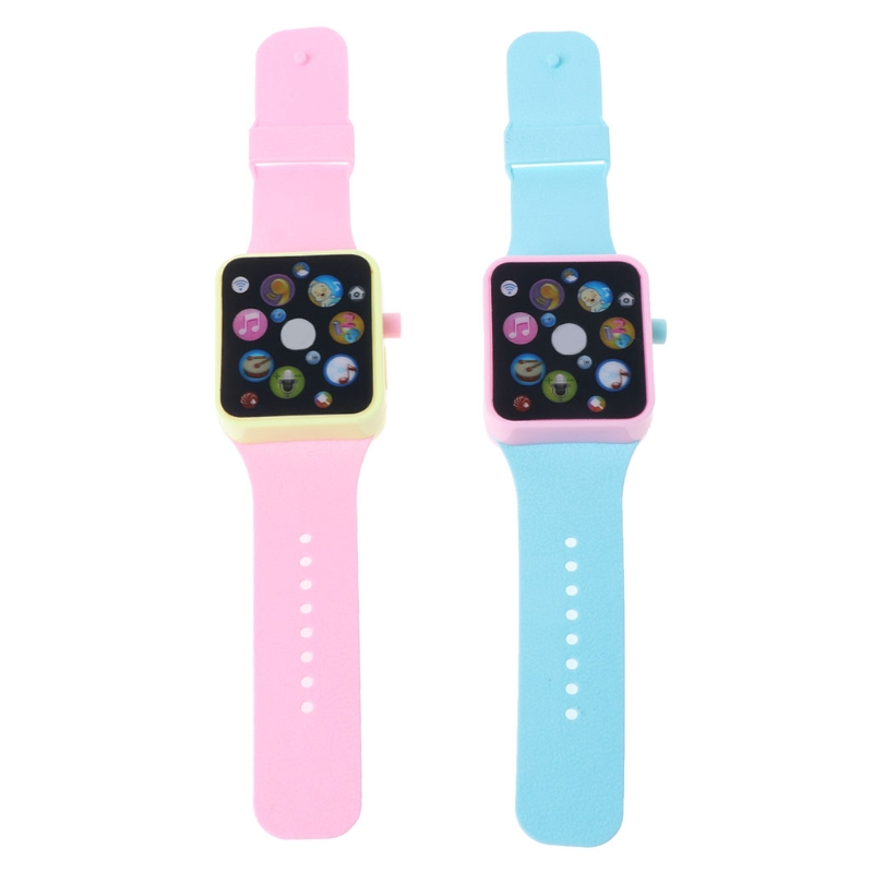 Smart Watch Early Education Music Learning Machine Wristwatch Toy Kids Children-M35