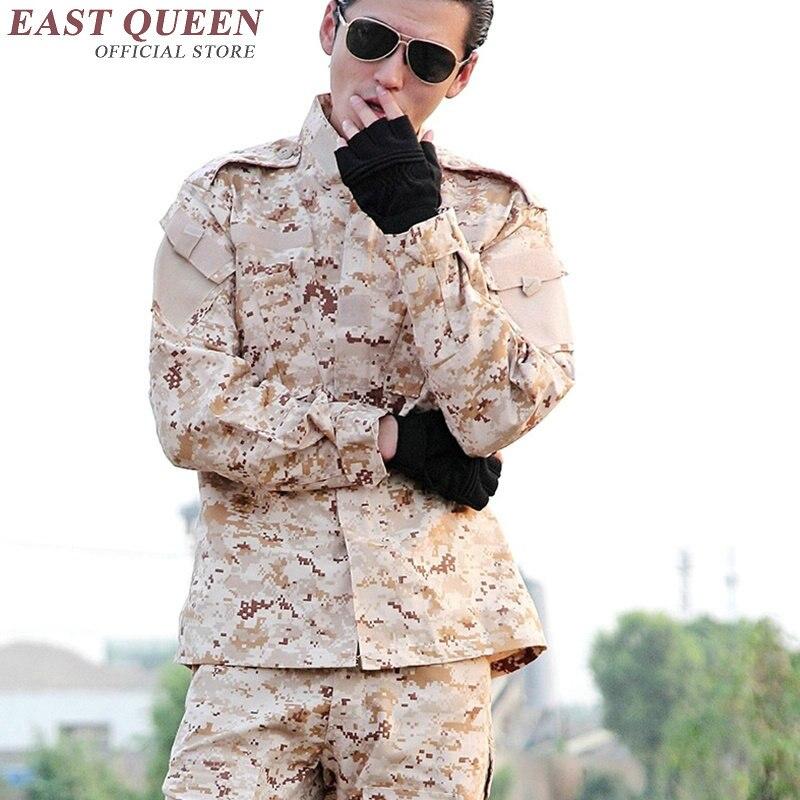 Américain uniforme militaire us army tactique camouflage uniformes des forces spéciales combat de vêtements costume outfit costume AA2399