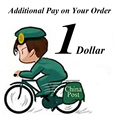 Pay Addition On Your Order
