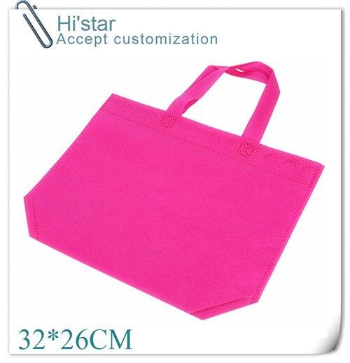 32*26cm 20pcs/lot New novelty design check pattern non woven shopping bags