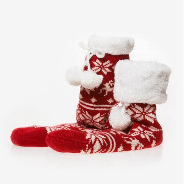 2017 Autumn and Winter New Arrival Women's Socks Thick Casual Warm Socks Christmas socks for women, floor socks, High Quality