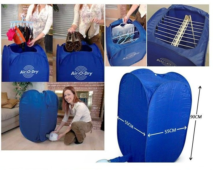 New Air O Dry Portable Electric Clothes Dryer Bag Blue Free Shipping  In  Ironing Boards From Home U0026 Garden On Aliexpress.com | Alibaba Group