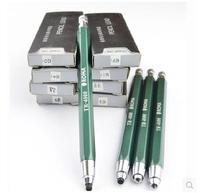 4.0mm mechanische potloden met vijf dozen 40 leads plastic automatische potloden school briefpapier vulpotlood gratis verzending