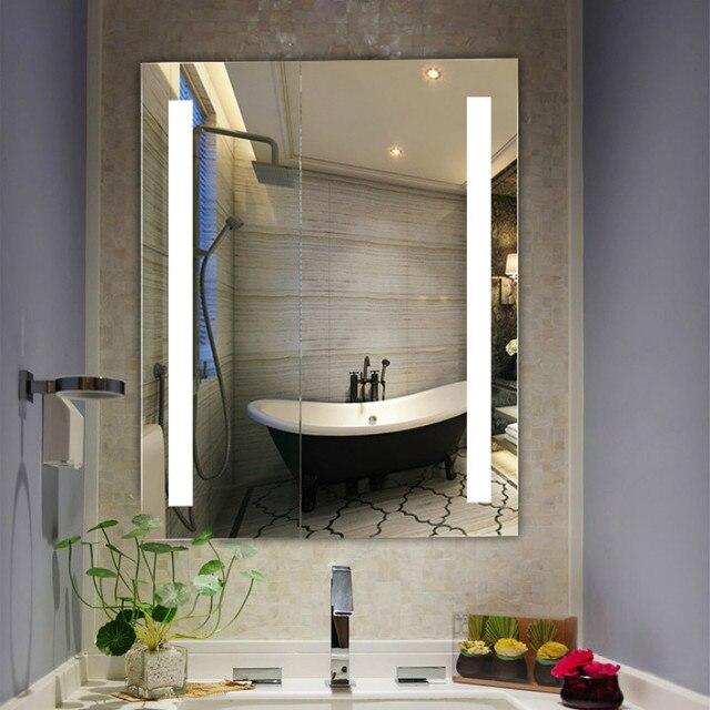 Espejos De Bao Modernos Perfect Bano Moderno Opciones Decoracion