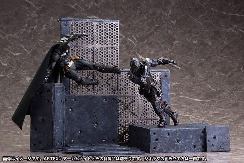 Verrückte Spielzeug Batman Arkham Knight Action Figure Kampf Ver. Sammeln Modell Spielzeug 14 cm 18 cm-in Action & Spielfiguren aus Spielzeug und Hobbys bei AliExpress - 11.11_Doppel-11Tag der Singles 1