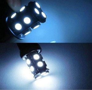 Image 3 - 100Pcs 12V 1156 1157 BAY15D P21/5W 13 SMD 5050 Car Led Turn Signal Lights Brake Tail Lamps 13SMD Auto Rear Reverse Bulbs