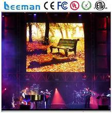 Leeman P1 25 new 2015 p3 indoor hd xxx sex video china led display