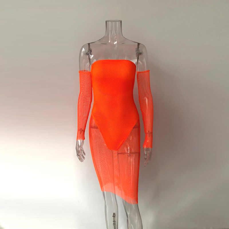 Xllais плетением в стиле пэчворк оранжевый Вечерние Платье Для женщин Слэш шеи с открытыми плечами облегающее платье Vestidos Для женщин s Уличная трапециевидной формы платья из мягкого