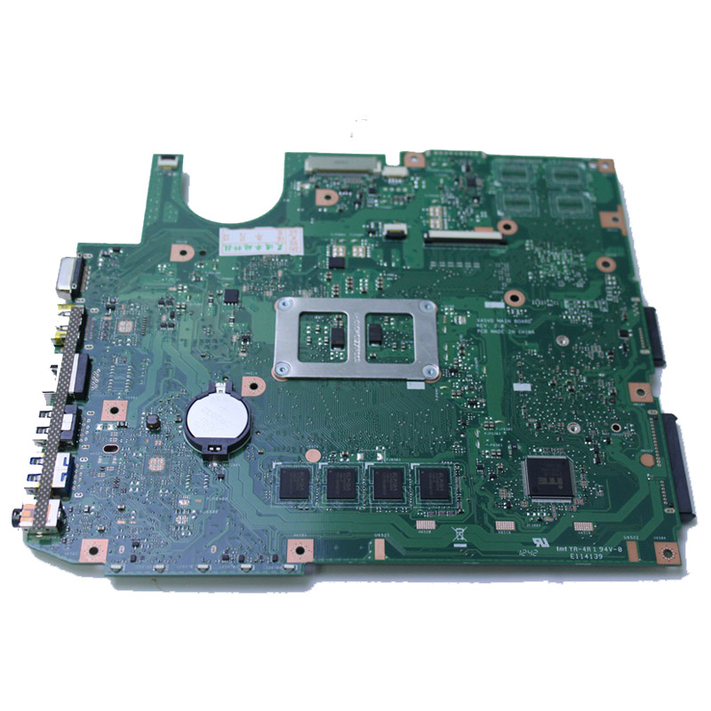 Original for ASUS X45C X45VD motherboard 4G Main Board REV 2.0 integrated MAINBOARD fully test free shipping asus g31 motherboard g31tlm g31tlm2 fully integrated g31tm v1 0 lot