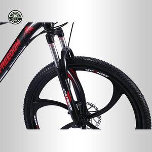 Image 2 - אהבת חופש 21 מהירות 26 אינץ אופני הרי אופניים כפולים בלמי דיסק תלמיד אופני Bicicleta אופני כביש משלוח חינם