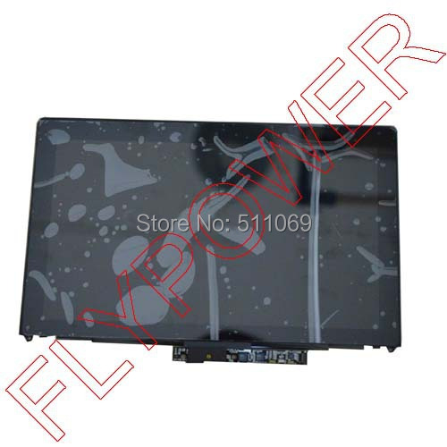 for Lenovo ideapad Yoga13 lcd screen display with digitizer touch screen assembly LP133WD2 SLB1 by free shipping