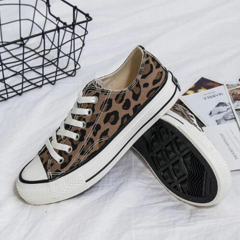 Tleni Leopard Women Running Sneakers 2018 Arrival Athletic Shoes Females Outdoor Walking Shoes Zapatillas Mujer Deportiva ZX-243