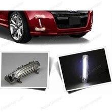 Дневные ходовые огни для F/орд e/dge 2011-2015 Автомобилей стайлинг 1 пара led поворотник лампы