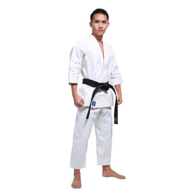 7823e9f61 tae kwon do adult child general breathable long-sleeve clothes karate  taekwondo clothes uniform dobak white belt