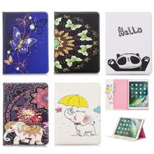 Wallet Cover Case For iPad Pro 10.5 Leather Tablet Case Bag Accessory