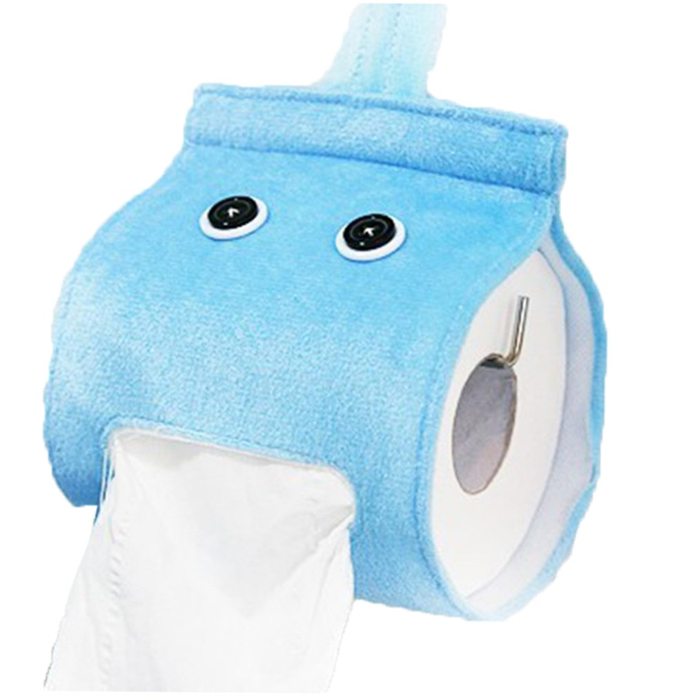 Pokemon Cute Fabric Paper Towel Blue Household Products