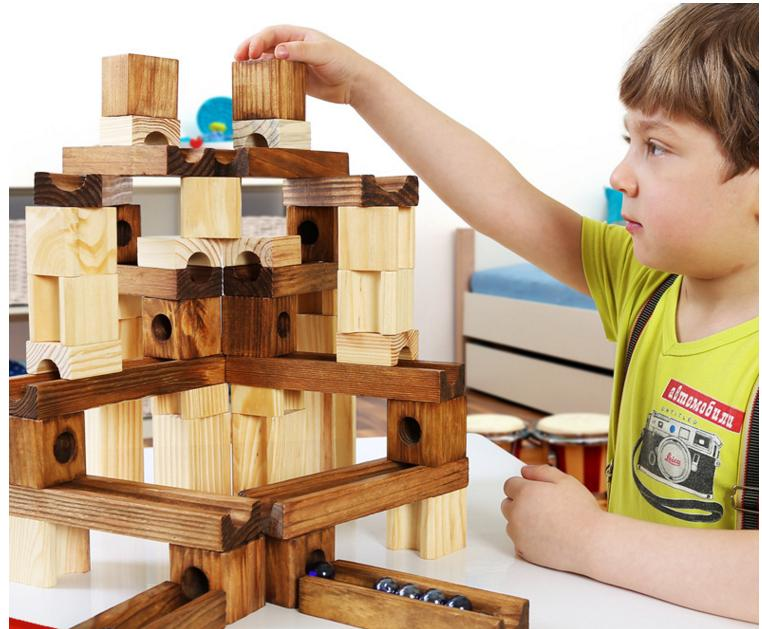 60-pcs-children-wooden-marbles-building-blocks-kids-ball-cube-evolution-blocks-with-english-instruction-for-educational-toys