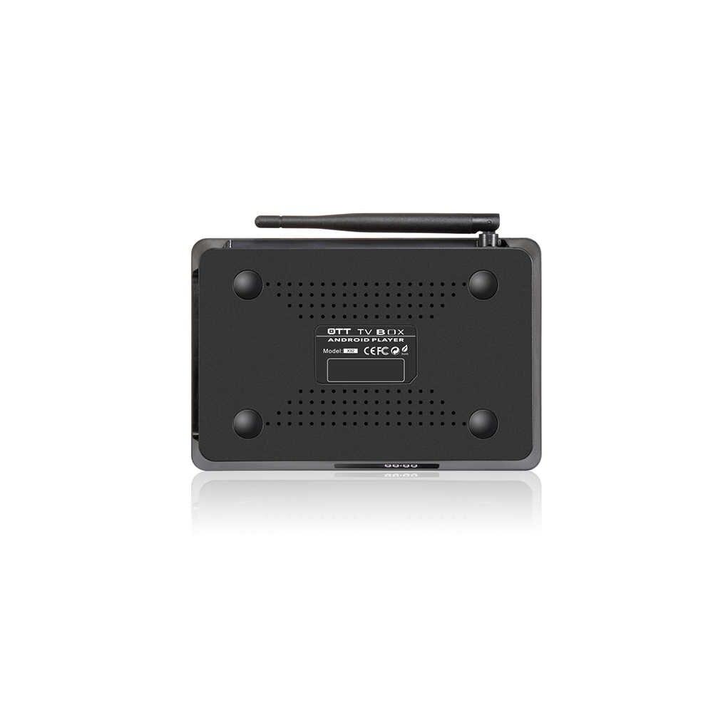 2019 лучший Израиль IP ТВ Android tv box X92 Amlogic s912 32G с Северными Албании арабский французский IPTV подписка VOD smart tv box