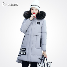 Brieuces Winter Jacket for Women