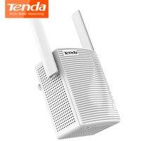 Tenda A18 Wireless Gigabit WiFi Repeater AC1200 2.4G/5G Dual Band Router Range Extender With 2 External Antennas UK/EU/US Plug