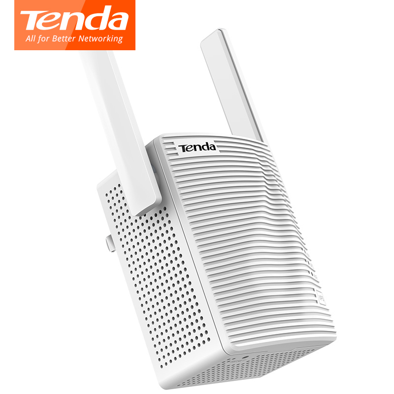 Tenda A18 Wireless Gigabit WiFi Repeater AC1200 2.4G/5G Dual-Band Router Range Extender With 2 External Antennas UK/EU/US Plug ...