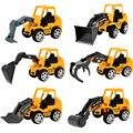 6 pcs BOHS Engenharia Barraca de Venda de Presentes do Brinquedo Modelo Do Veículo Caminhão Do Carro Barato Por Atacado