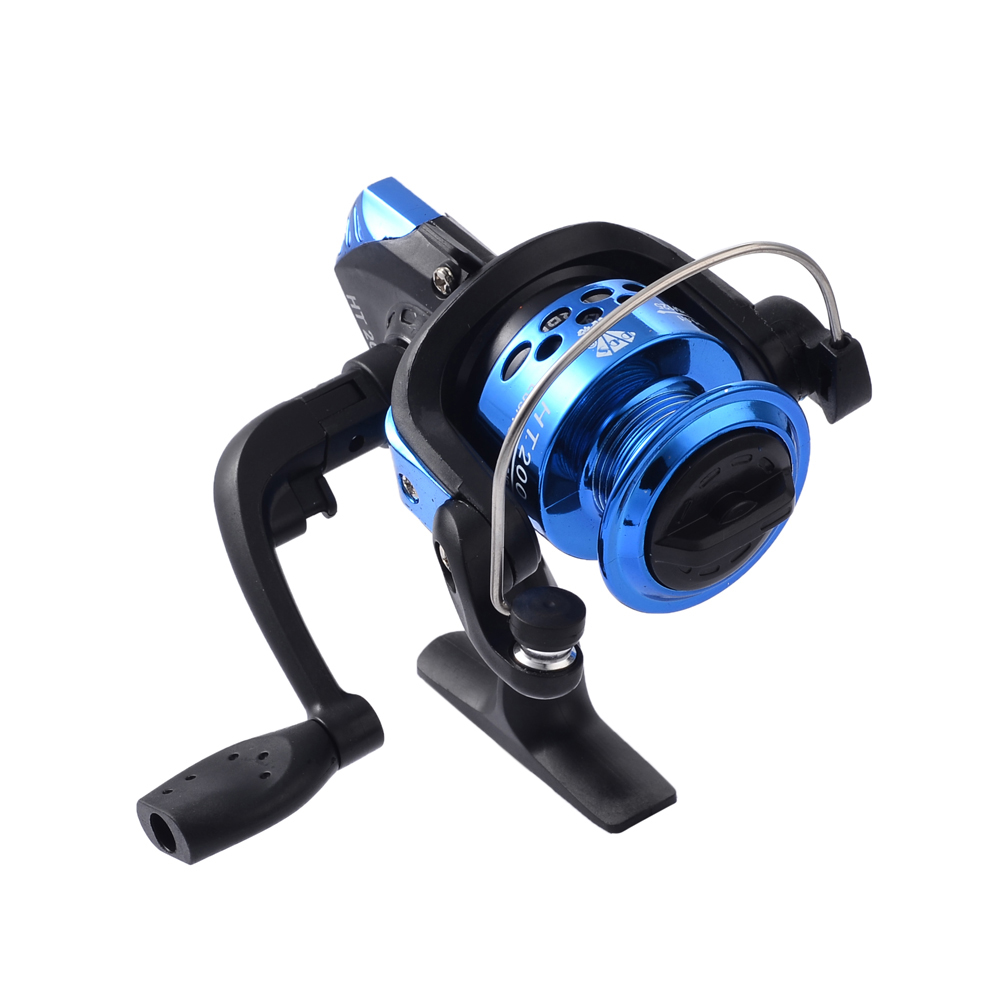 Fishing Reals Aluminum Body Spinning Reel High Speed G-Ratio 5.2:1 Fishing Re...