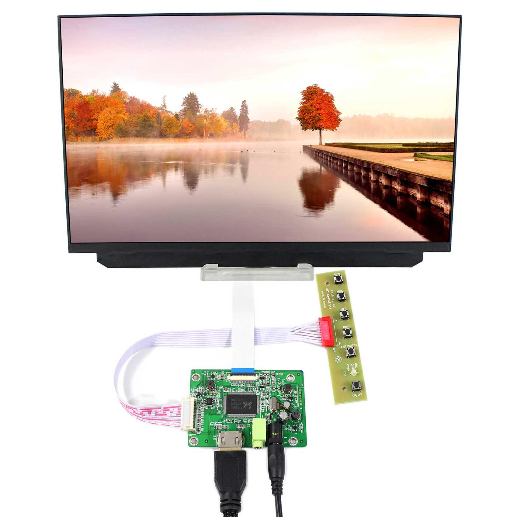 HDMI LCD Controller Board VS-RTD2556H-V1+12.5inch 1920x1080 B125HAN02.2 EDP LCD Screen vga hdmi lcd edp controller board led diy kit for lp116wh6 spa1 lp116wh6 spa2 11 6 inch edp 30 pins 1lane 1366x768 wled ips tft