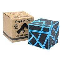Fangcun Ghost Magic Cube Speed Profissional Carbon Fibre Fidget Cube Block Puzzel Neo Kubus Speelgoed Voor Kinderen Gifts Cubo Magico