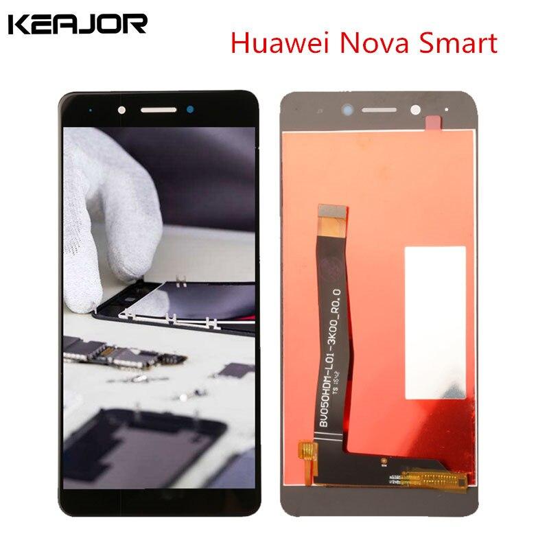 For Huawei Nova Smart Lcd Screen Nova Smart Display 100% Tested Touch Screen Replacement For Huawei Nova Smart 5.0